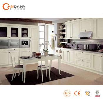 Kabinet Dapur Modern A Eropa Tinggi Gloss Akrilik