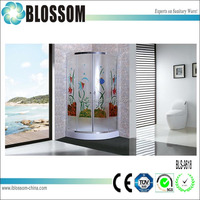So easy install outdoor shower enclosure kit