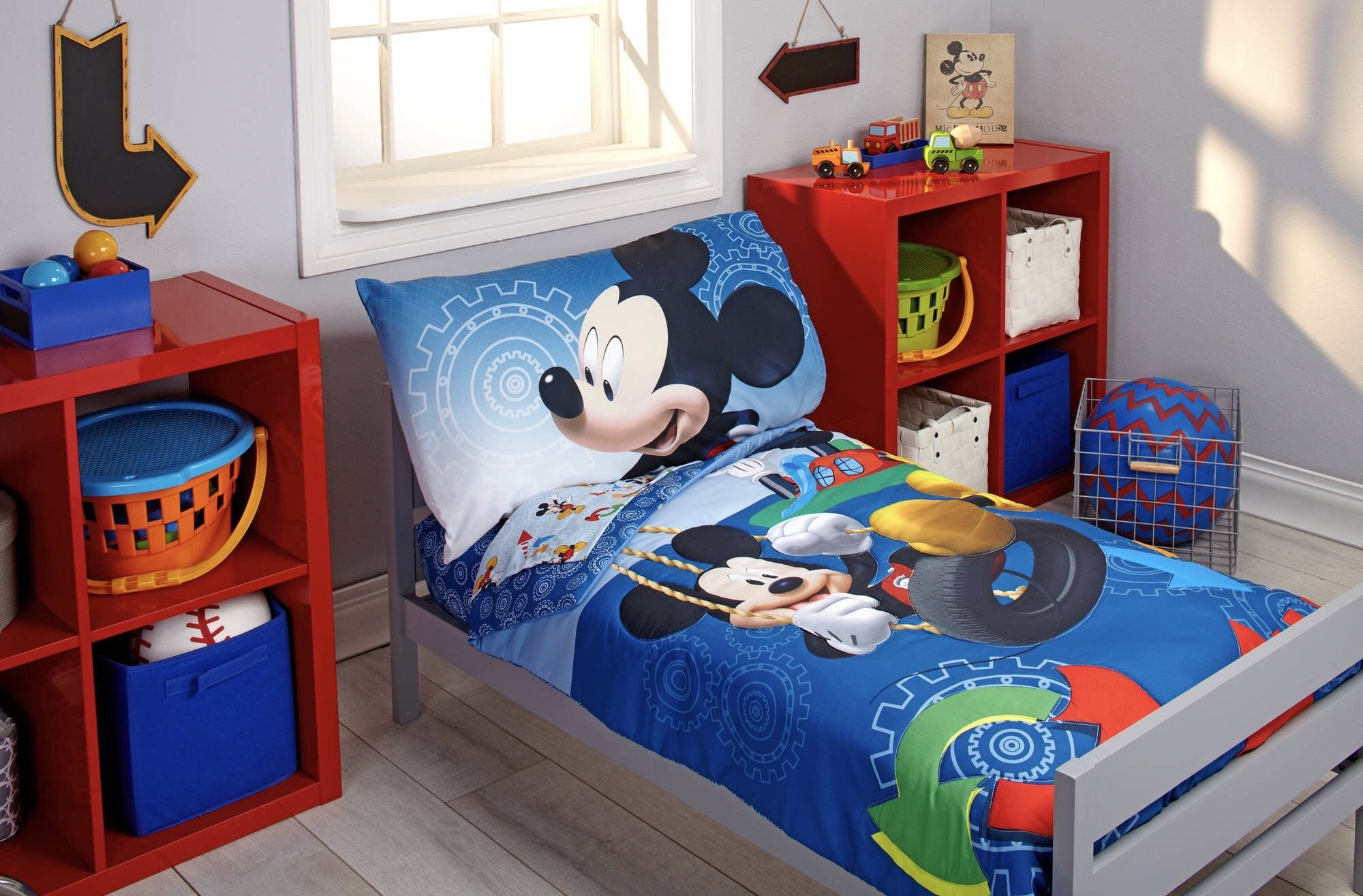 Buy Disney Mickey Mouse Clubhouse Set of 3 Roller Stampers Markers ...