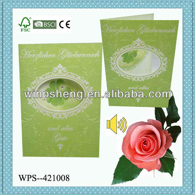 high quality weding invitation