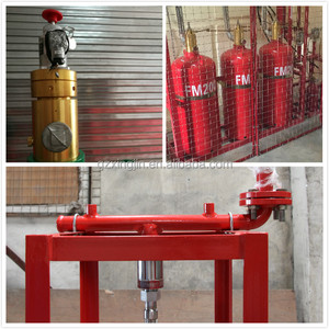 firefighting equipment automatic fm200 fire suppression system