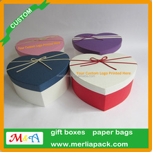 Wholesale 16 Heart Shape Jewellery Gift Storage Boxes Necklace ...