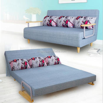 Modern Sofas Bed Small Living Room Furniture Fabric Foldable Beds Sofa Hotels Transformer Single Seat