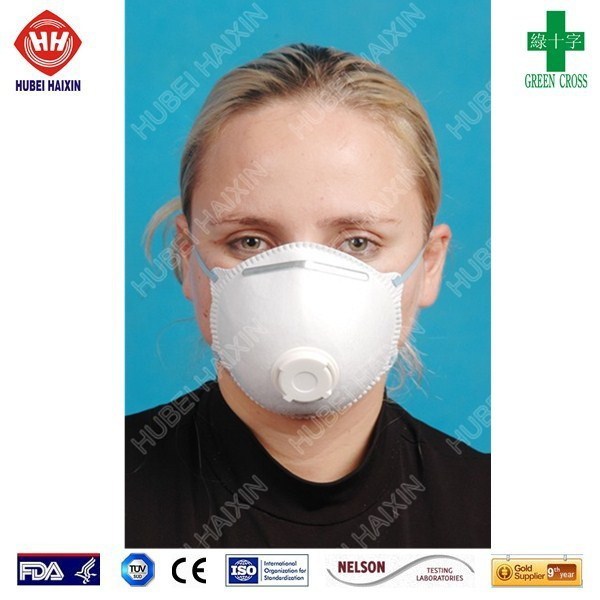 2015 Manufacture disposable 3m 9322 respirator mask