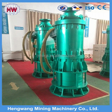 Mining or gold mining pump explosion proof sludge pump,submersible explosion proof pump
