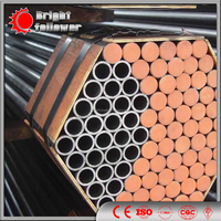 astm a53 grade b cold drawn low carbon mild steel pipes