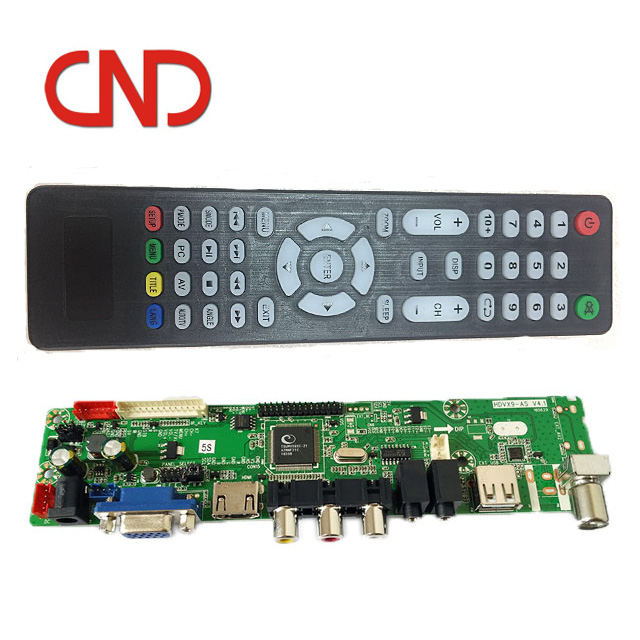CND HDVX9-AS V4.1 V4.2 FHD main board for universal tv led <strong>lcd</strong>