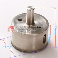factory outlet diamond hole saw drill bit 1/5
