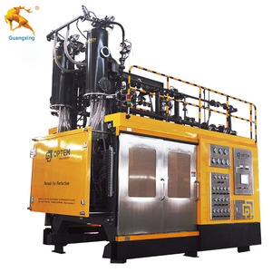 2018 Brand New Tech Fully Automatic Thermocol Plate Moulding Machine