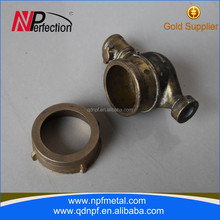 Customized CNC Machine Brass Hot Forging Parts
