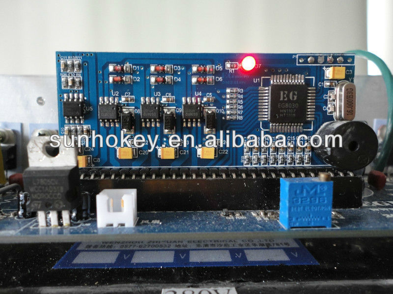 EGS031 Three-phase pure sine wave inverter spwm driver board, View EGS031,  Sunhokey Product Details from Shenzhen Sunhokey Electronics Co , Ltd  on