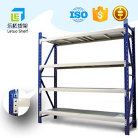 Letuo 2017 metal garage storage shelves with low price