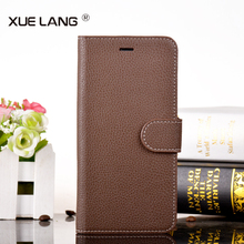 Microfiber PU Leather for huawei p9 plus Cases -OEM