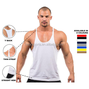 2018 fitness bodybuilding clothing men's tank top and men tank tops singlet