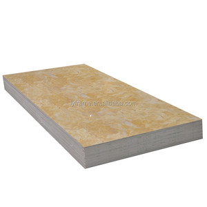 Low Price PVC Marble Wall Panels and Plastic Material PVC Marble Board