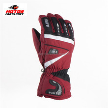 Motorcycle cycling glove Winter Keep warm riding gloves
