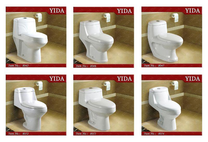 Branded Sanitaryware Toilet Ceramic Western Toilet Price
