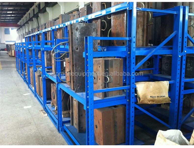 2019 Hot Selling Heavy Roll Out Mold Storage Rack Die