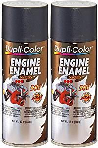 Buy Dupli-Color 12oz CAST COAT ALUMINUM Engine Enamel Paint