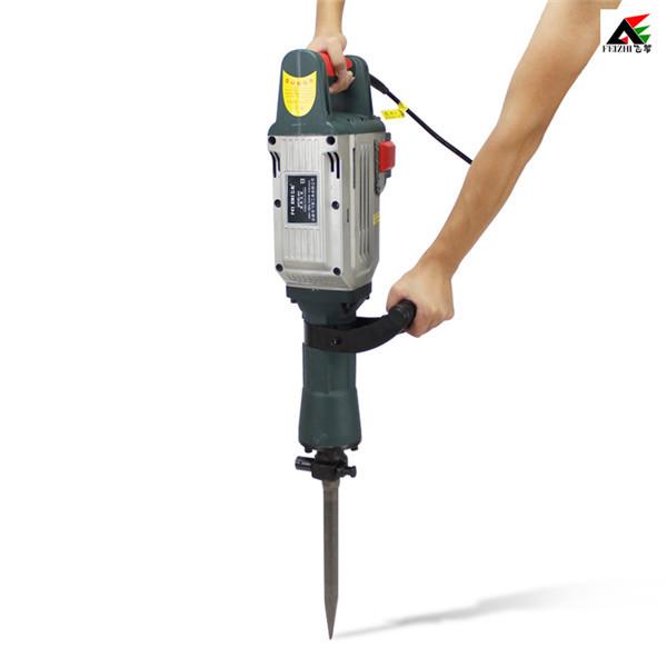 электрический отбойный молоток для бетона