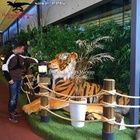 Zoo Appealing High Quality Life Size Tiger Animal Statues