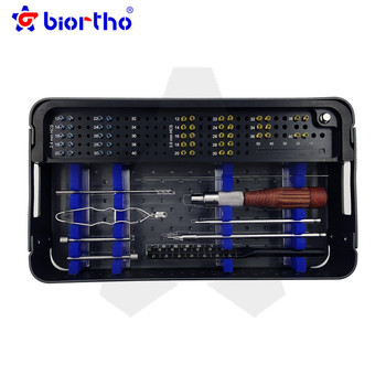 HCS 2.4/3.0 veterinary Orthopedic Instruments Set Trauma