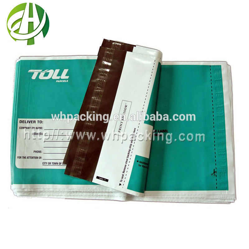 Mailer bags Alibaba Gold Supplier 2017 hot sale Customer design Self Seal Plastic Mailing Post Poly Postage Bags