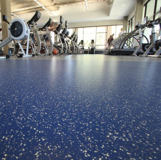 Non Slip Drainage Yoga Interlocking Recycle Rubber Tiles