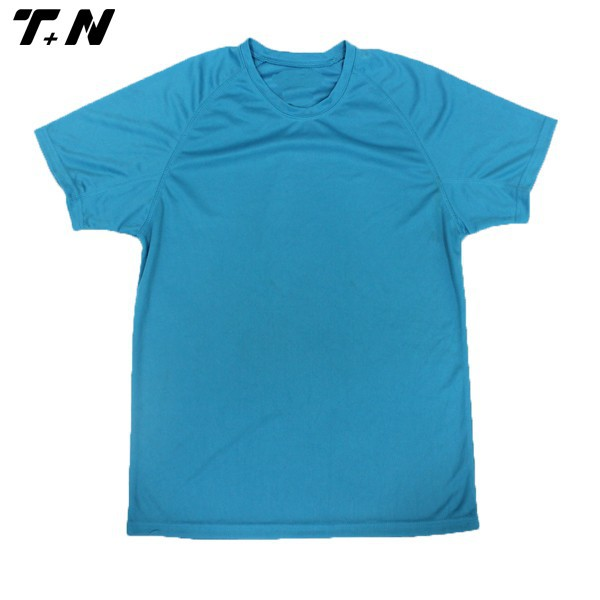 Colorant sublimation t-shirt impression 100% polyester