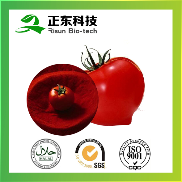 Fruit Part Used Herbs Reddish Brown Crystal Powder 5% Lycopene