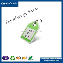Self-adhesive pricing label,waterproof price sticker,digital price label