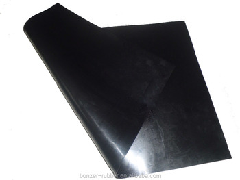 viton cloth insertion rubber sheet