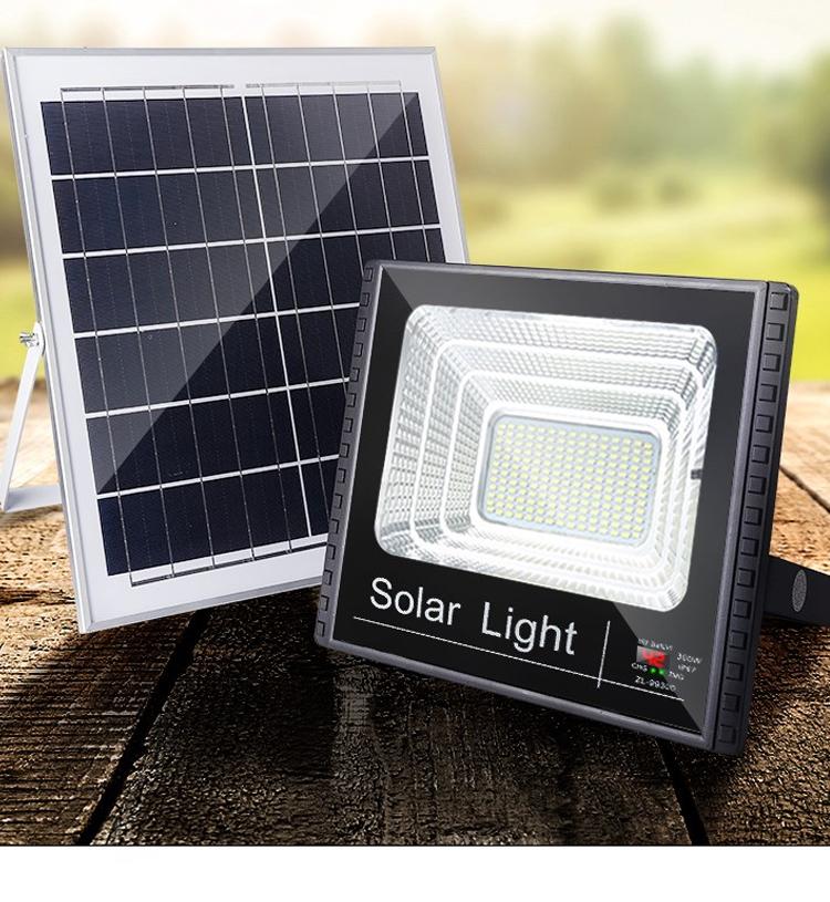 IP65 Outdoor waterproof smd Aluminum 25w 35w 55w 75w 120w solar led flood light