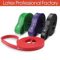 latex pull up assist band Pull Up Resistance Bands gymnastics resistance bands set