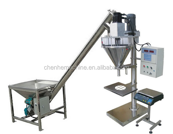 DF-A Milk Powder Filling Machine/Quantitative Powder Filling Machine With Touch Screen