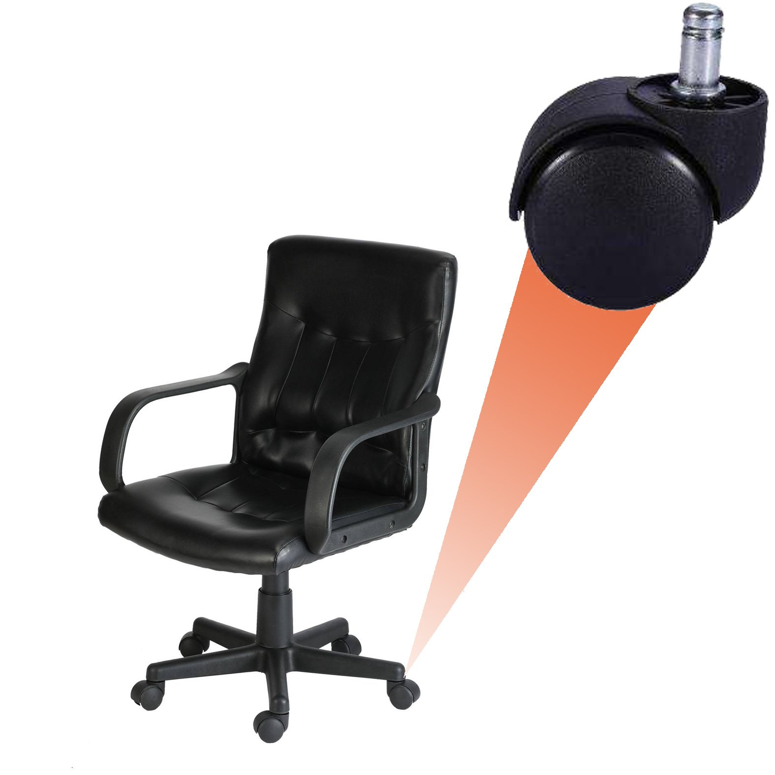Get quotations · home office desk chairs