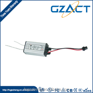 Waterproof Power Supply 12v 0.5a transformer for Outdoor LED Light Boxes