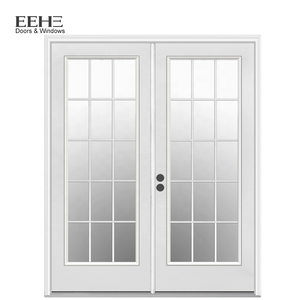 Frosted Oval Glass Door Inserts Toilet Door Design Aluminium Bathroom Door