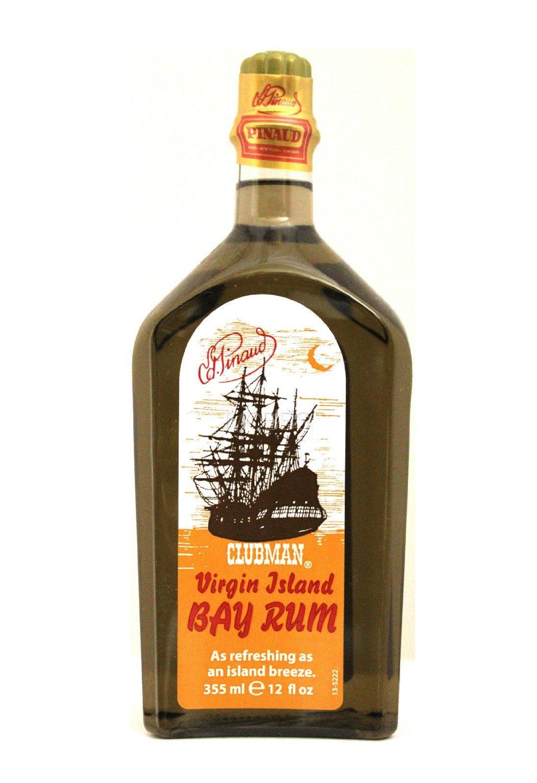 Pinaud - Clubman Virgin Island Bay Rum - 12 oz
