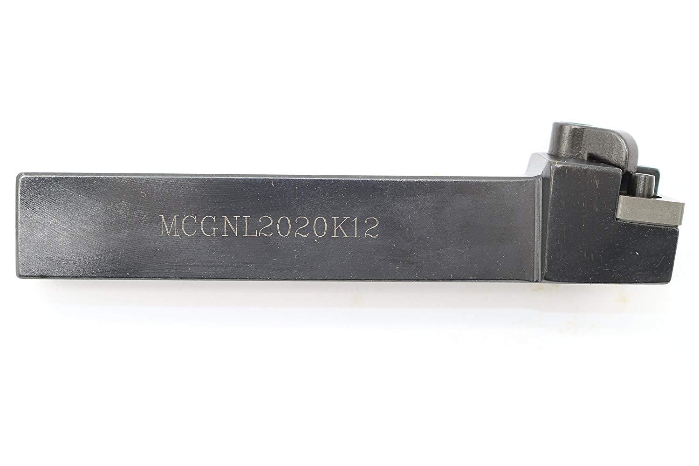 1P 20mm MCGNL2020K12 CNC lathe External Turning Toolholder For CN1204 inserts