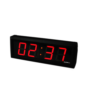 Chinese manufacturer multifunctional 2.3 inch race red led small countdown timer