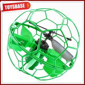 Save flying and Anti-shocking brainpower reaction fly ufo FX090 rc flying soccer ball