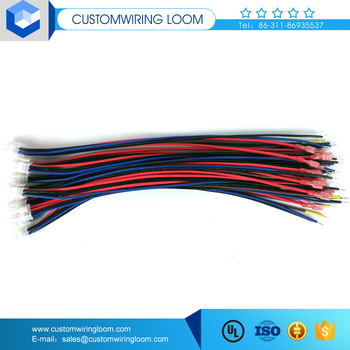 Manufacturer Wire Harness Grommet With Ac/dc Connector - Buy Wire Harness on