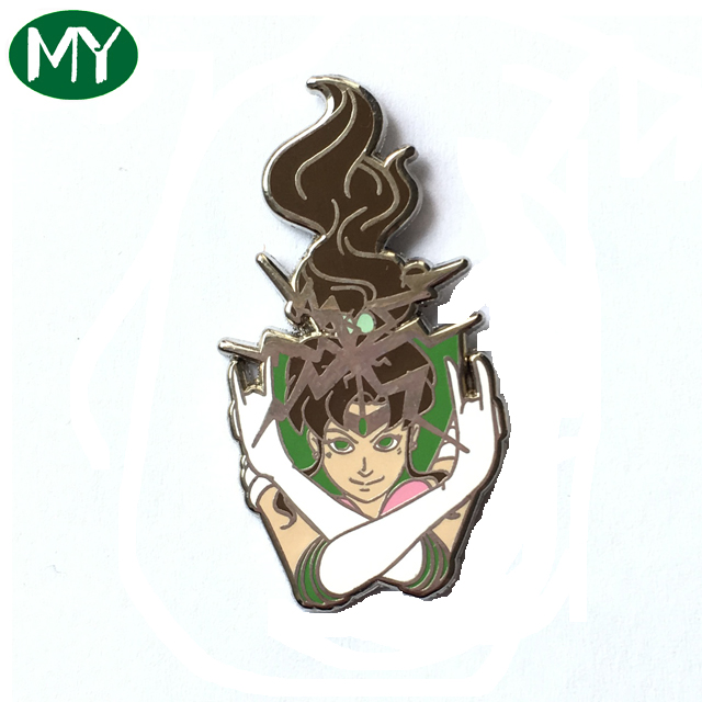 Lapel Pin Manufacturers China Custom Wholesale <strong>Metal</strong> Soft Or Hard Enamel Pin