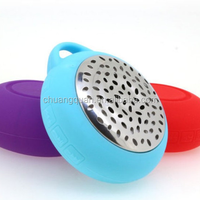 High Quality 2015 Newest Bathroom Waterproof Bluetooth Sound System Speaker For Mobile  Phone