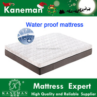 Air type bedroom furniture gel memory foam mattress