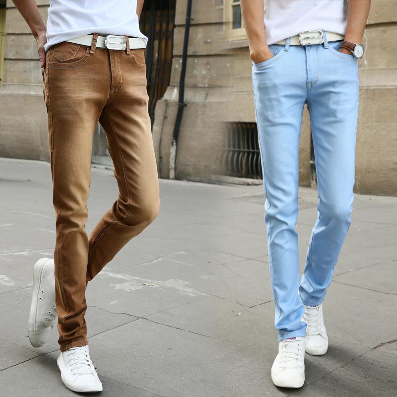 online kaufen gro handel gelb skinny jeans m nner aus china gelb skinny jeans m nner gro h ndler. Black Bedroom Furniture Sets. Home Design Ideas