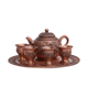 Top sale middle east style metal tea cup sets for one set wholesale