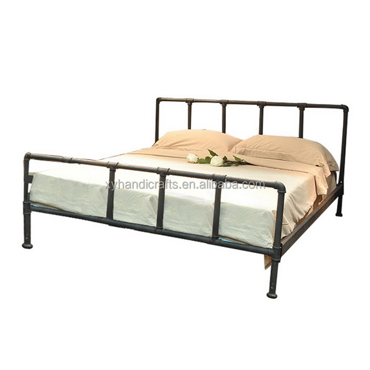 Factory professional wrought iron bed