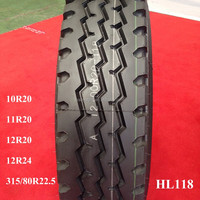 10.00R20 Radial truck tire/top brand in China/Good quality truck tire
